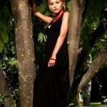 andreea ibacka - rochie neagra Boss 2