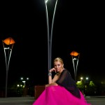Andreea Ibacka pink night shoot - Alex Chelba Photo (1 of 1)